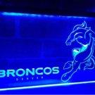 b-268 Denver Broncos Football Club Bar LED Neon Light Sign