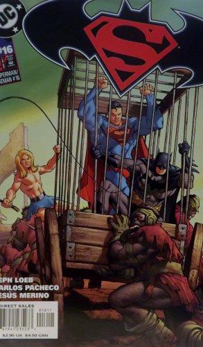Superman Batman (2003) #16