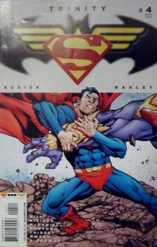 Trinity (2008 DC) #4