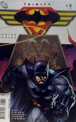 Trinity (2008 DC) #8