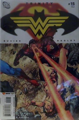 Trinity (2008 DC) #15