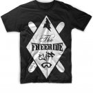Black Men Tshirt The Freeride Eliff Black Tshirt For Men