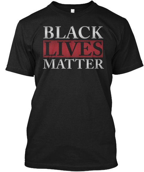 Black Men Tshirt Black Lives Matter 02 Black Tshirt For Men