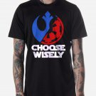 Black Men Tshirt STAR WARS inspired Black Tshirt For Men