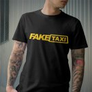 Black Men Tshirt High Quality Fake Taxi Black Tshirt For Men