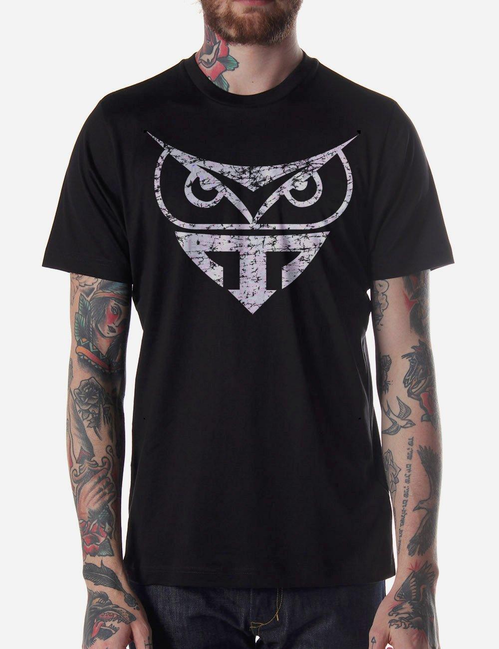 Black Men Tshirt Blade Runner Tyrell Black Tshirt For Men