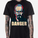 Black Men Tshirt Breaking Bad HEISENBERG Black Tshirt For Men