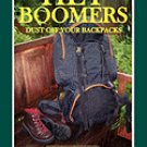 Hey Boomers, Dust Off Your Backpacks  Linda J Brown Paperback