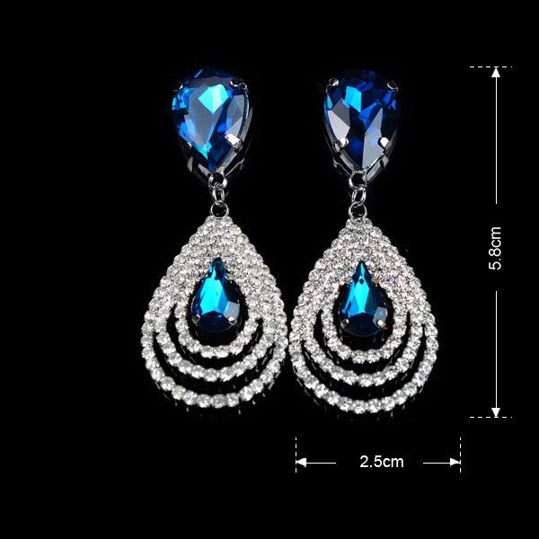 Earrings �Magnificent Diamonds�