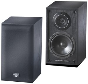 "CERWIN-VEGA VE-5M 5.25"" 2-Way VE Series Bookshelf/Satellite Speakers"