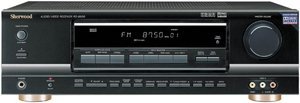 SHERWOOD RD6500 5.1-Channel A/V Receiver