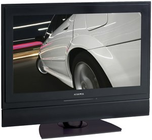 "AUDIOVOX FPE2607 26"" HD FLAT PANEL LCD TV"