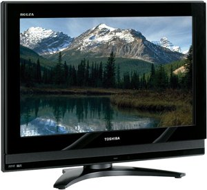 "TOSHIBA 26HL47 26"" LCD TELEVISION"