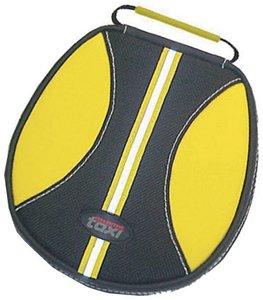 ATLANTIC 8706-115 Halogen 24-Disc Wallet (Yellow)