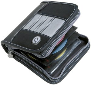 ATLANTIC 82404218 Tahiti 32-Disc Square Case