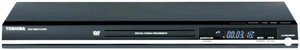 TOSHIBA SD4000 PROGRESSIVE DVD PLAYER