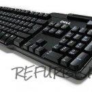 Genuine Dell SK-3205 US English 104 Key Wired USB Keyboard w Smart Card Reader