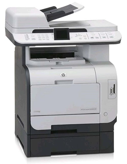 HP Color Laserjet CM2320fxi Color Laser Printer / Fax / Copier / Scanner CC435A#ABA