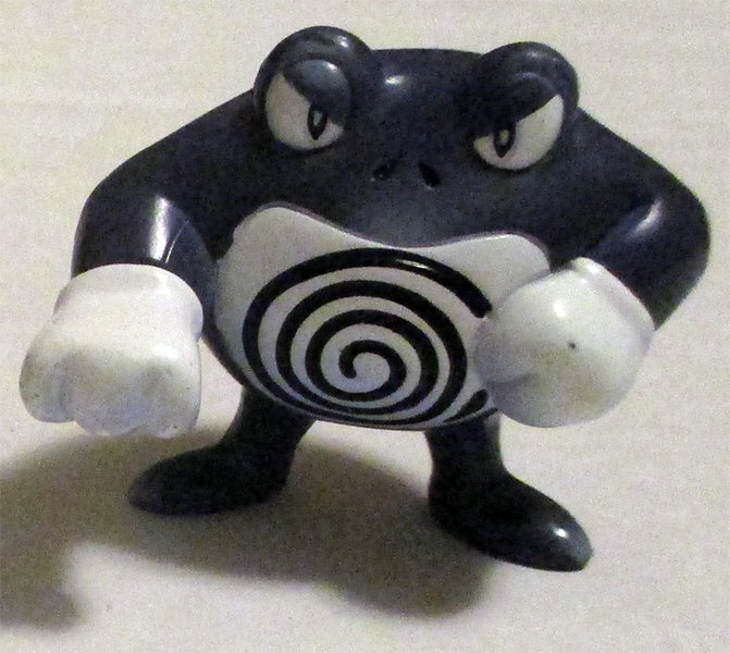 Poliwrath - TOMY Figure