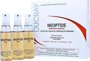 3x30ml Anti-Hair Loss Treatment Lotion # DUCRAY NEOPTID for WOMEN