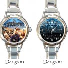 Stargate Atlantis Watches Costume Ideas Italian Charm Wristwatches