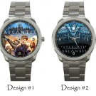 Stargate Atlantis Wristwatch Unisex Costume Sport Metal Watches