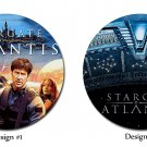 Stargate Atlantis Round Mousepad Mat Birthday Gift Ideas