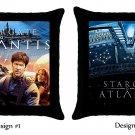 Stargate Atlantis Throw Pillow Case Cotton Birthday Gift Ideas