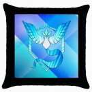 Team Mystic Pokemon Go Throw Pillow Case Cotton Birthday Gift Ideas #2