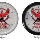 Team Valor Pokemon Go Clocks Room Wall Decor Birthday Gift Ideas