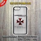 Umbrella Corporation Resident Evil iPhone 7/7 Plus 6/6S 5/5C 4/4S Case