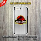 Jurassic Park Sci Fi Movie Logo iPhone 7/7 Plus 6/6S 5/5C 4/4S Case