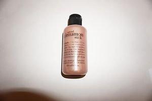 Philosophy Spiced Cinnamon Stick 3-in-1 shower gel 4 ounce bottle new