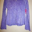 "Girls' size XL/14 Gracie by Soybu Maggie hoody ""jelly bean"" purple burnout NWT"