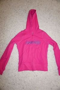 Nike Air Max hooded sweatshirt bright pink fuchsia limited edition size M NWT