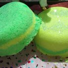 2 Handmade Moisturizing Banana Bath Bomb 4oz each!