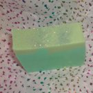 Cucumber Melon and Avocado Handmade Bar Soap