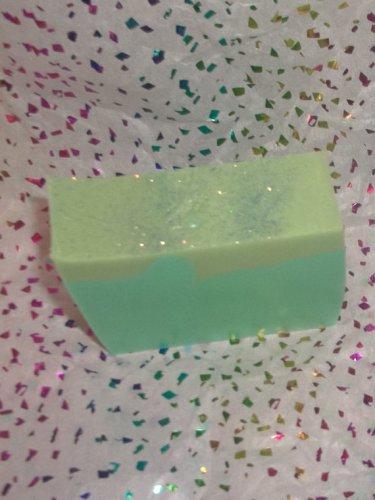 Cucumber Melon and Avocado Handmade Bar Soap
