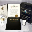 Starview Name a Star Gift Package