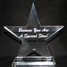 Acrylic Star (Includes Starview Name A Star Gift Package)