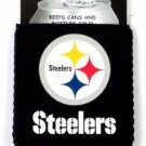 NFL Pittsburgh Steelers Football Can Koozie Coozie Drink Holder Authentic