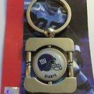 NFL New York Giants Spinner Metal Keychain