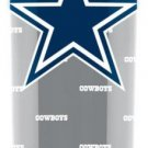 NFL Dallas Cowboys Tumbler Square Insulated Cup 16oz Shatterproof Mug Licensed