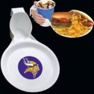 Minnesota Vikings Plate and Dinner Set 2pack Ultimate Party Indoor Outdoor New