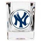 MLB New York Yankees Shot Glass Primary Logo Licensed New Great Gift