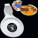 Oakland Raiders Plate and Dinner Set 2 pack Ultimate Party Indoor Outdoor New