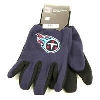 NFL Tennessee Titans Sport Garden Utility Grip Gloves - Fastest Shipping