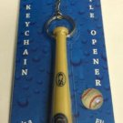 MLB Chicago Cubs Bat Keychain Keyring With Bottle Opener Authentic New