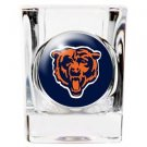 NFL Chicago Bears Shot Glass Primary Logo Licensed New Great Gift