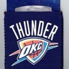 Oklahoma City Thunders Football Can Koozie Coozie Drink Holder New Licensed